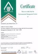 SI ISO 14001